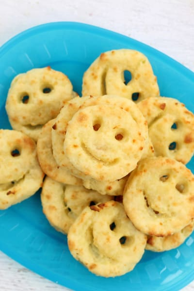 Smiley Fries Pic