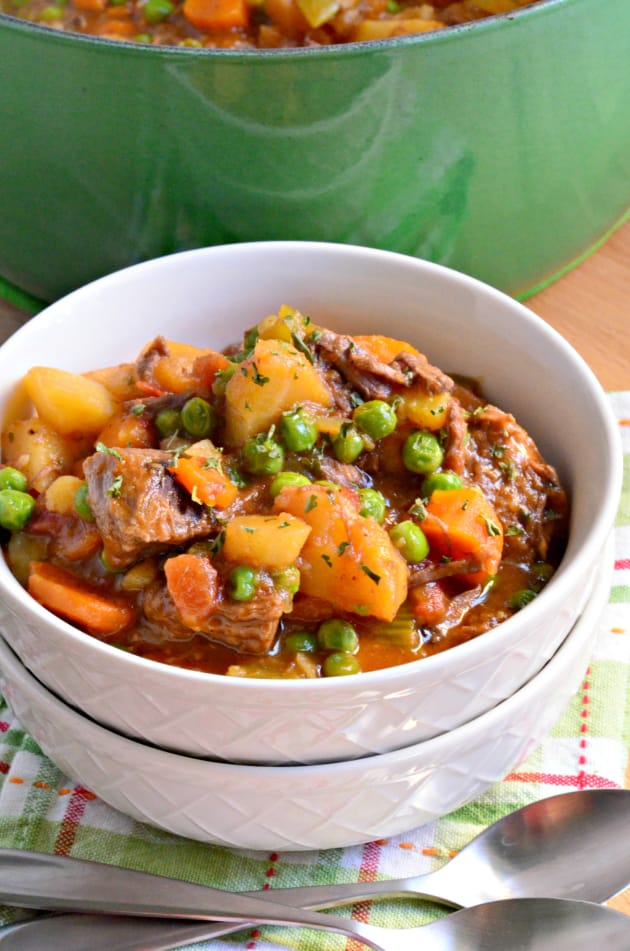 One Pot Beef Stew Pic