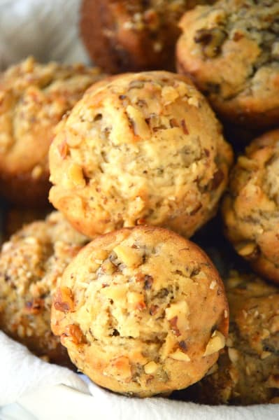Gluten Free Banana Nut Muffins Picture