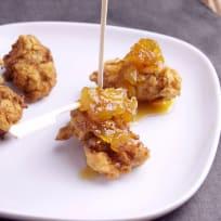 Pineapple Bourbon Sauce Recipe