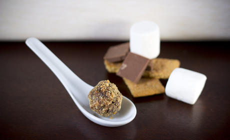 Healthy S'mores: Poppable Bites