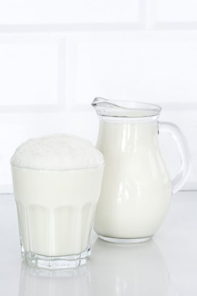 How to Make Buttermilk Picture