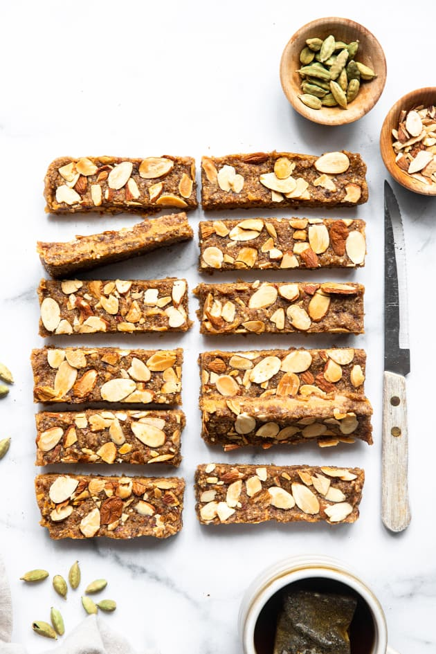 Chai Apple Bars Picture