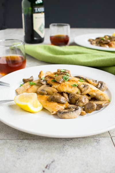 Easy Chicken Marsala Picture
