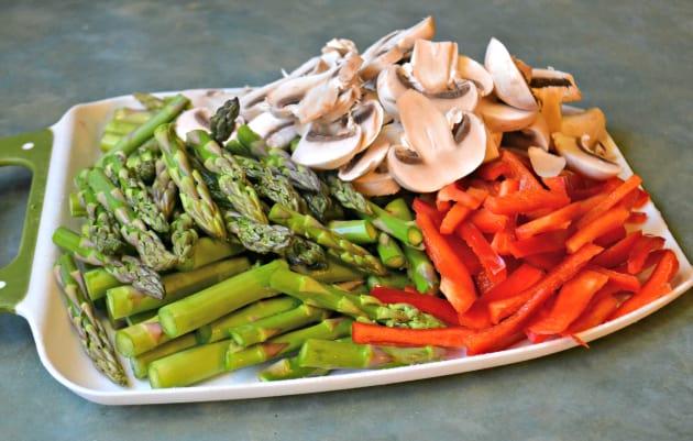 Lots of Vegetables