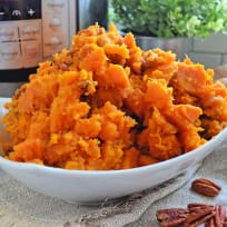 Instant Pot Candied Sweet Potatoes Recipe