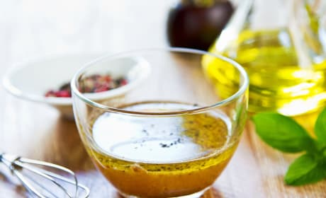 Oil and Vinegar Dressing Photo