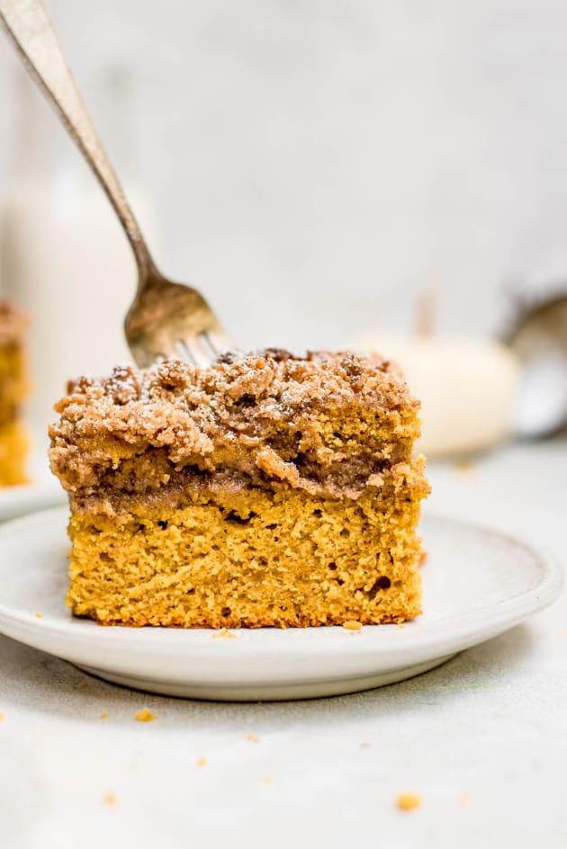 Pumpkin Coffee Cake Pic