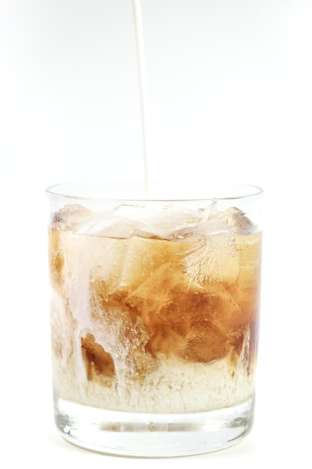 Homemade Coffee Liqueur Image