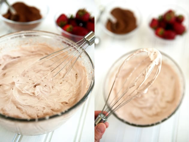 Chocolate Whipped Cream Image