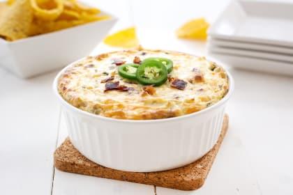 Jalapeño Cream Cheese Dip
