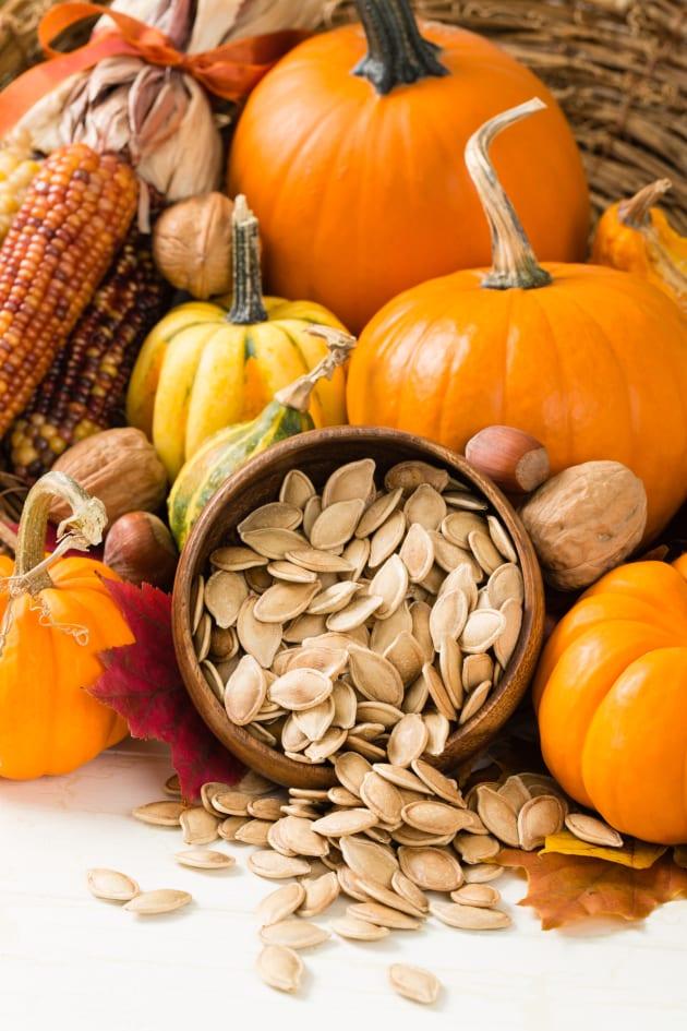 Pumpkin Seeds Pic