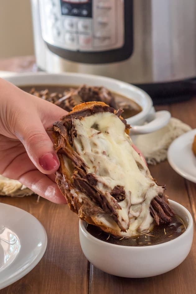 Instant Pot Gluten Free French Dip Sandwiches Picture