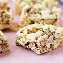 Junk Food Marshmallow Squares Recipe