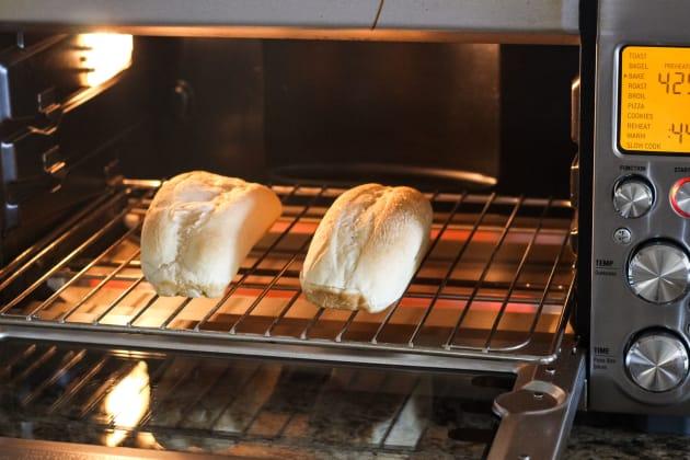 Portobello Mushroom Sandwich Image