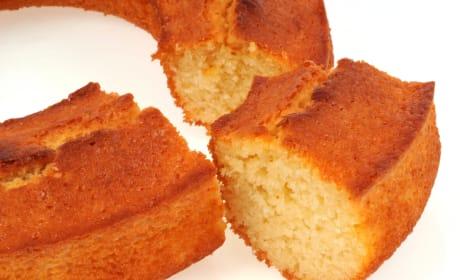 Savarin Cake Image