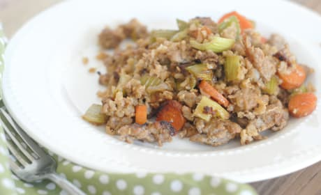 Gluten Free Fried Rice Recipe
