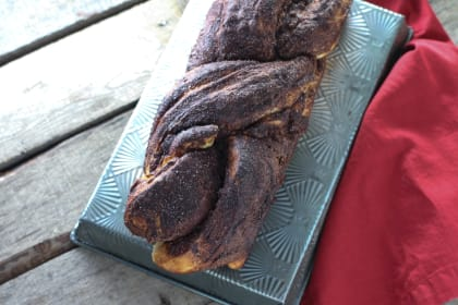 Mexican Hot Chocolate Bread to Spice Up Your Afternoon