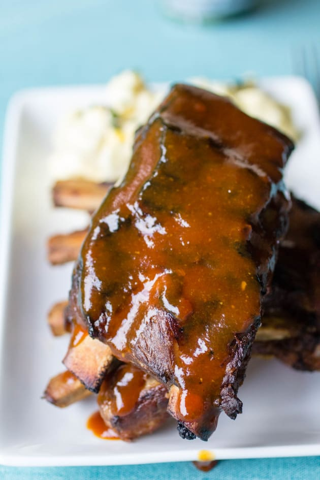 Pressure Cooker Pork Ribs Picture