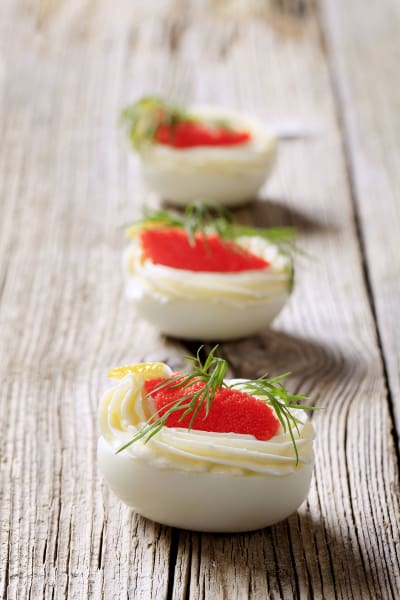 How to Make Deviled Eggs Pic