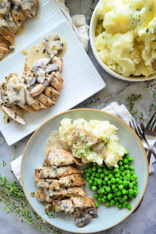 File 1 - Instant Pot Turkey Tenderloin with Mushroom Gravy