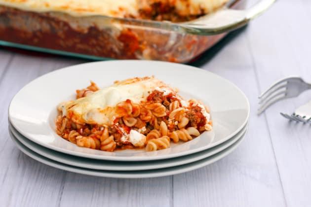 Gluten Free Lasagna Image