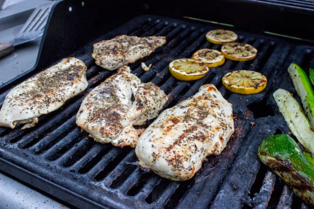 Easy Lemon Grilled Chicken Image