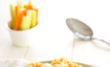 Buffalo Chicken Quinoa Salad Picture