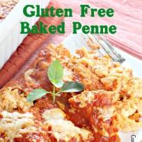 Gluten Free Baked Penne