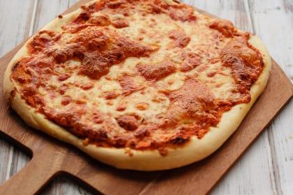 No Rise Pizza Dough