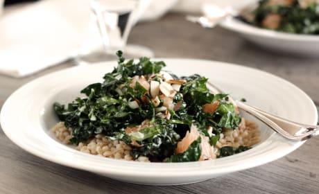 Kale Barley Salad Photo