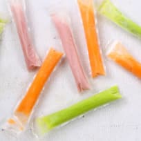 Homemade Otter Pops Recipe