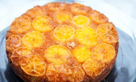 Tangelo Cake Recipe