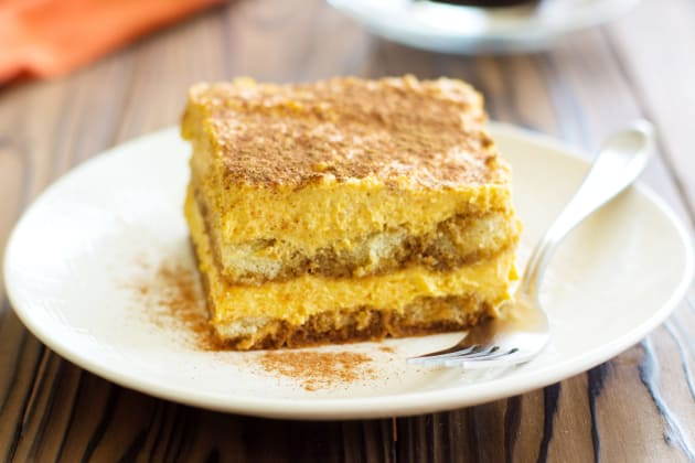 Pumpkin Tiramisu Photo