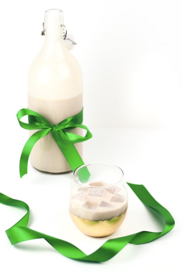 Homemade Irish Cream Liqueur Picture