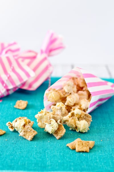 Cinnamon Toast Crunch Popcorn Picture