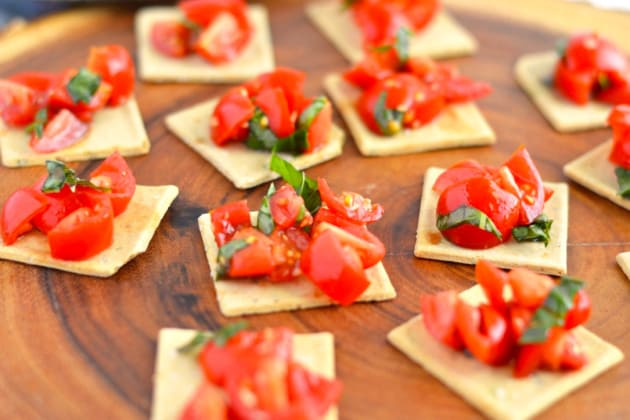 Gluten Free Tomato Bruschetta Photo