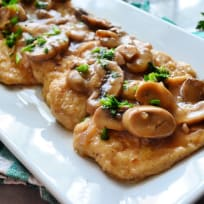 Instant Pot Chicken Marsala Recipe