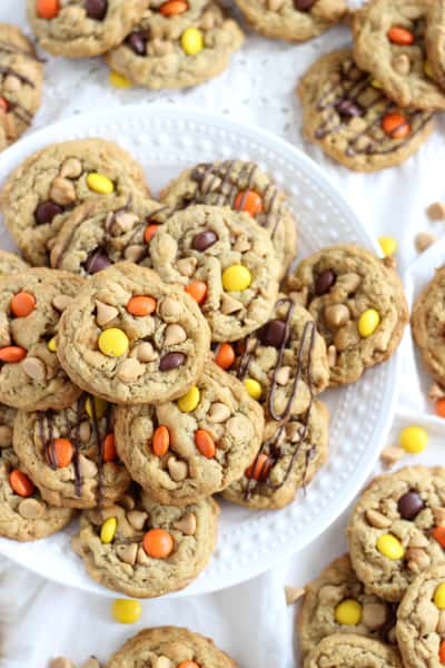 Oatmeal Peanut Butter Cookies Pic