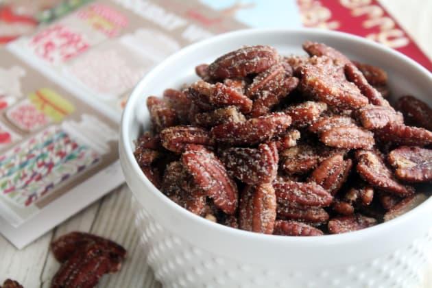 Sugared Pecans Recipe