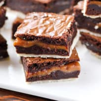Twix Brownies Recipe