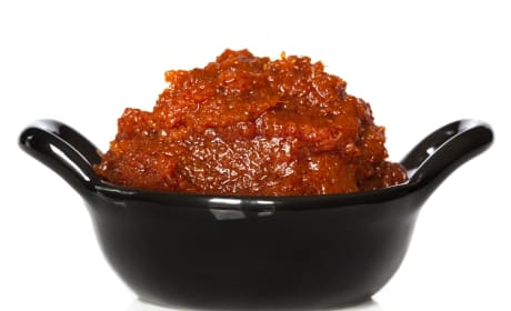 Red Curry Paste Photo