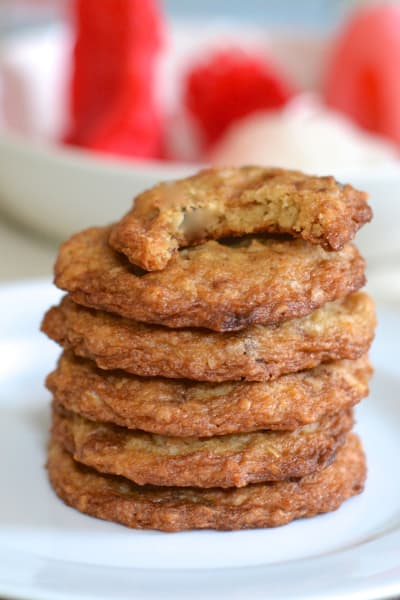 Oatmeal Toffee Cookies Picture