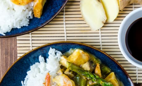 Chicken and Shrimp Curry Picture