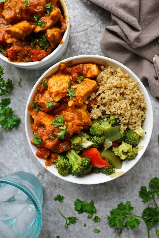 Easy Chicken Curry Pic