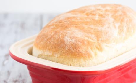 Simple White Bread Recipe
