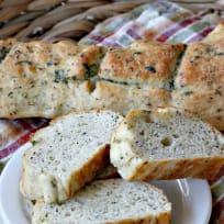 Garlic Herb French Bread