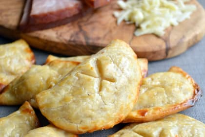 Easy Ham & Cheese Handpies
