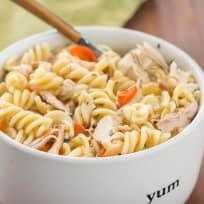 Instant Pot Gluten Free Chicken Noodle Soup Recipe