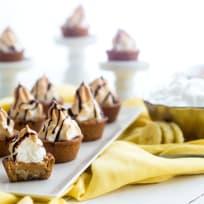 Peanut Butter Banana Cookie Cups Recipe